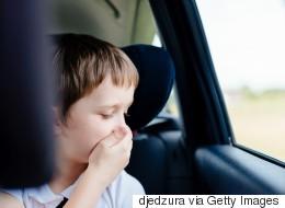 Τι να κάνετε για να μην παθαίνετε ναυτία στο αυτοκίνητο