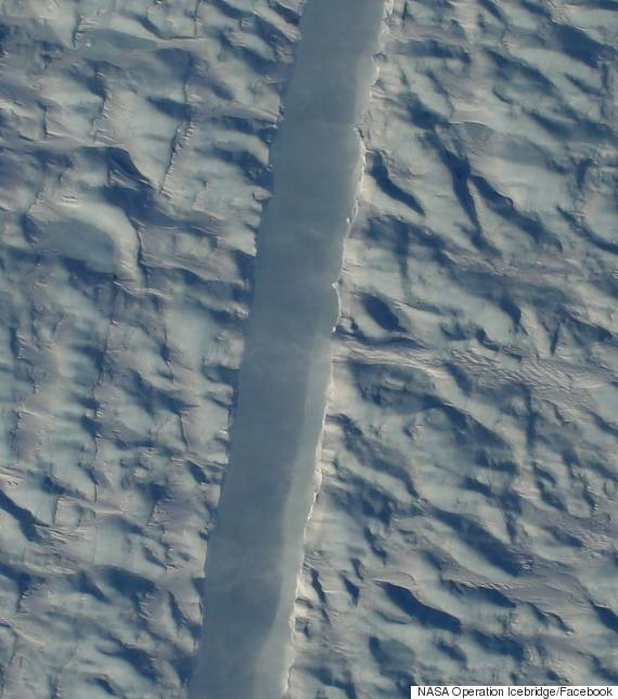 nasa operation icebridge