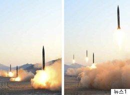 북한, 동해상에 단거리 미사일 3발 발사했다
