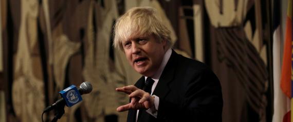 BRITISH FOREIGN SECRETARY
