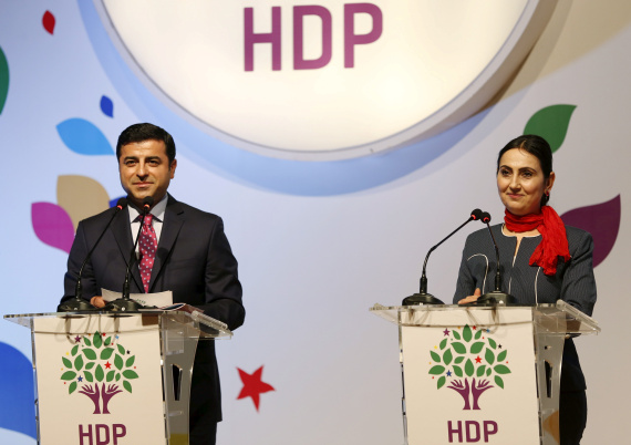 hdp party turkey