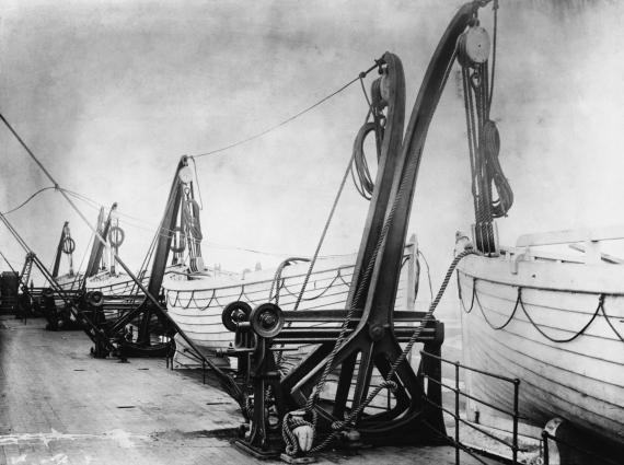 titanic hulton deutsch