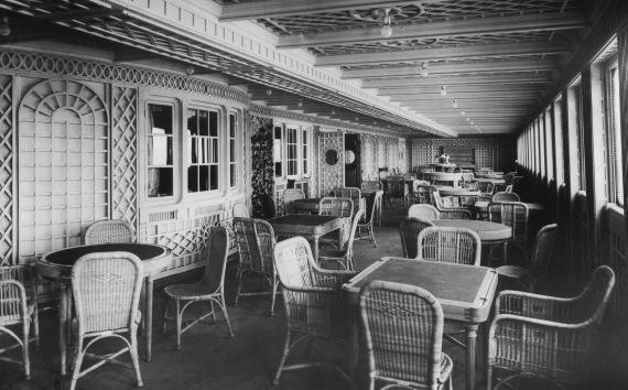 titanic parisien