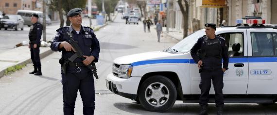 JORDANIAN POLICE
