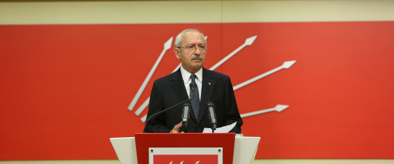 TURKEY KEMAL KILICDAROGLU