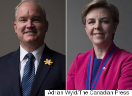 Leitch, O'Toole See Very Different Paths To Tory Leadership Win