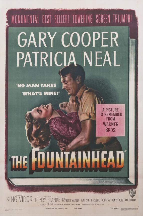 the fountainhead novel