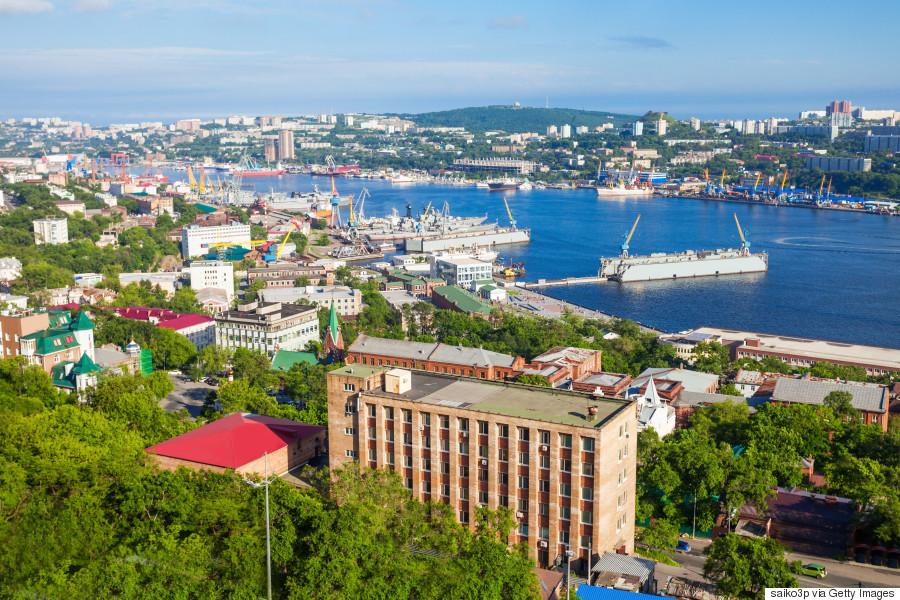 far east russia