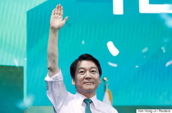 vote korea