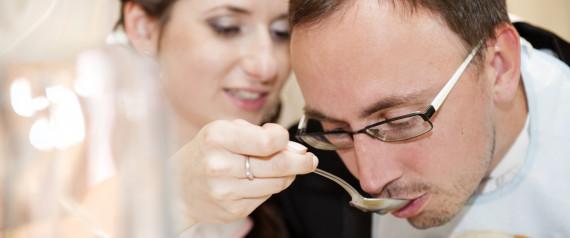 SOUP WEDDING