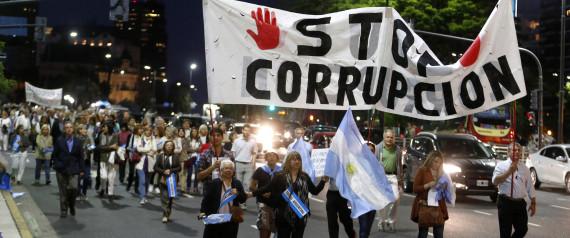 CORRUPTION ARGENTINA