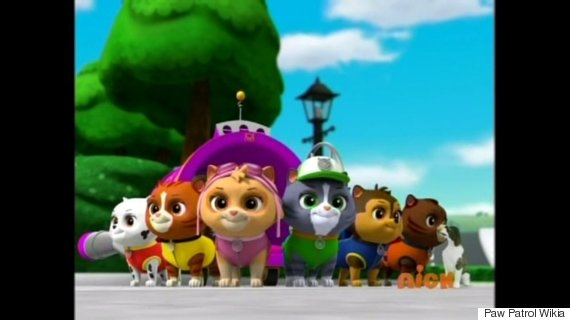 9 Questions Every Parent Has Had About Paw Patrol