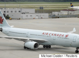 Air Canada Plane's Wheel Came Off Before Takeoff From Montreal