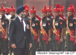 Sajjan Accused Of Being Sikh Nationalist By Indian Leader
