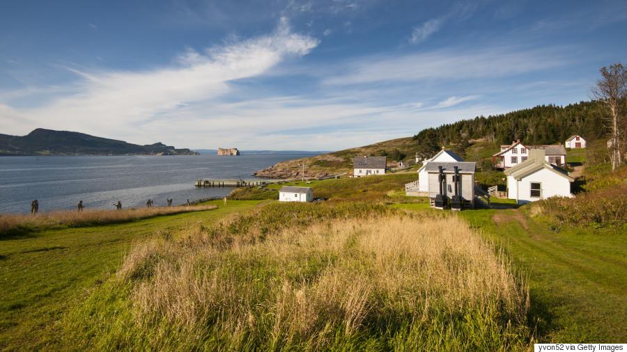 bonaventure island quebec