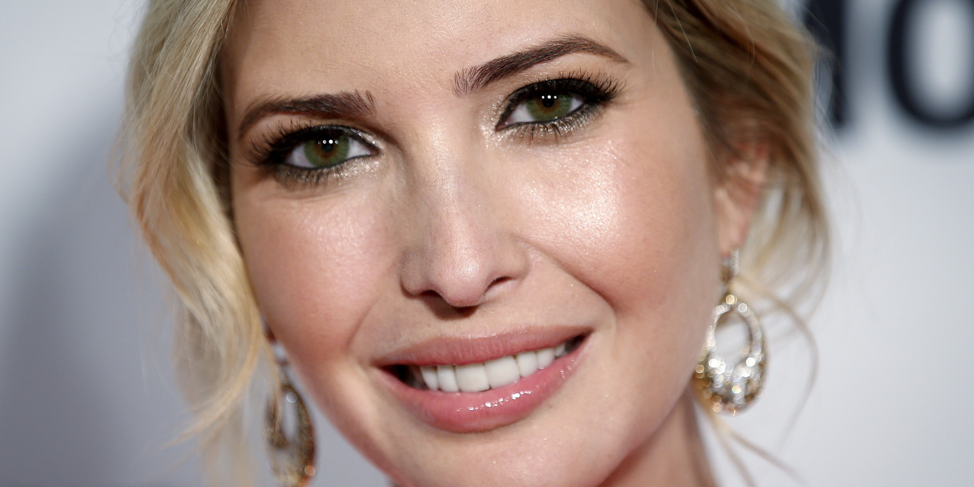 Ivanka Trump's Eyes Seem To Be Changing Colour, And This ... Ivanka Trump