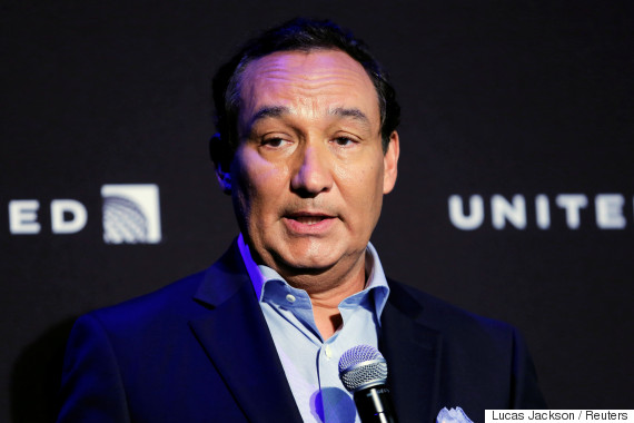 No-one will be fired over passenger dragging incident, says United Airlines boss