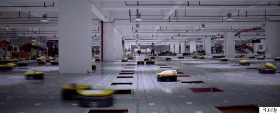 shentong express robots