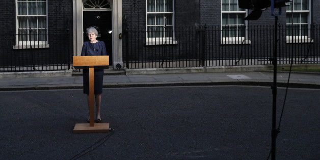 UK Prime Minister Theresa May calls general election for 8 June