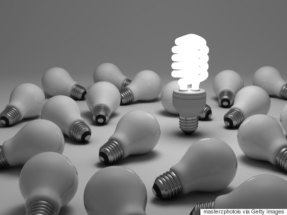 efficient lightbulb