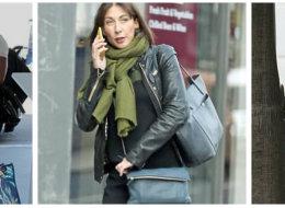 صور: ريهانا وإيما واتسون تتبعان أحدث موضة حقائب اليد.. حقيبتان بدلاً من واحدة! إليكِ السبب