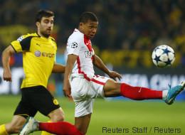 Monaco - Dortmund im Live-Stream: Champions League online sehen, so geht's - Video