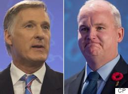 Tory Leadership Hopefuls Spar Over Supply Management