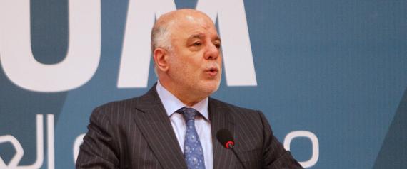 PRIME MINISTER OF IRAQ