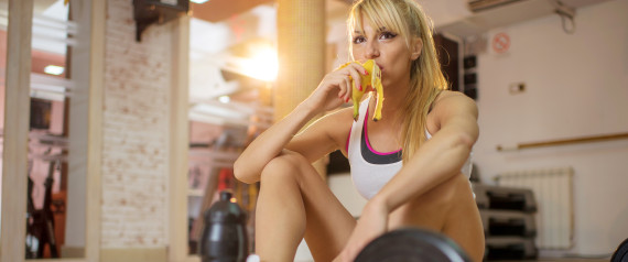 SPORT WOMEN EATING