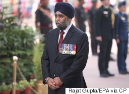 Sajjan Asked In India About Ontario Labelling Anti-Sikh Riots A Genocide