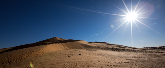 SAHARA ALGERIA