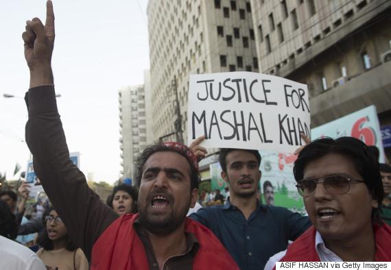 pakistan activists