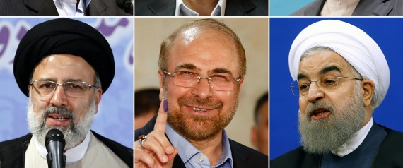 PRESIDENTIAL CANDIDATE IRAN