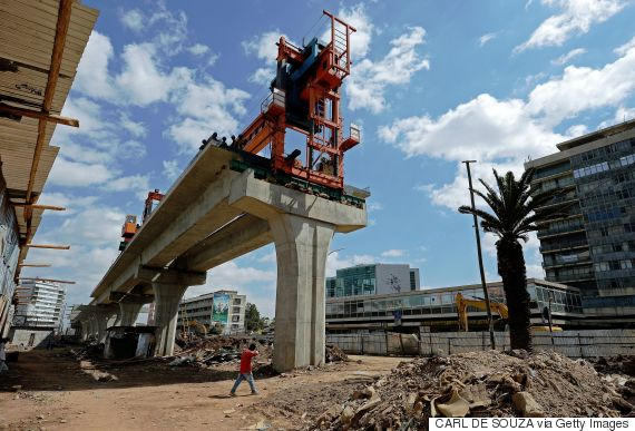 ethiopia railroad construction