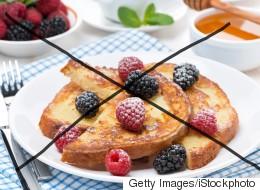 Πώς είναι να έχεις 4 χρόνια να φας ψωμί και ζάχαρη;