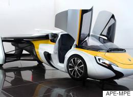 Τώρα μπορείτε να παραγγείλετε το ιπτάμενο αυτοκίνητο AeroMobil. Πόσο κοστίζει;