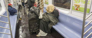 Homeless Train