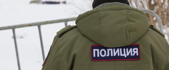 POLICE RUSSIA