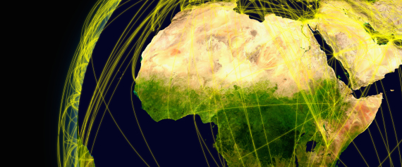 AFRICA SPACE