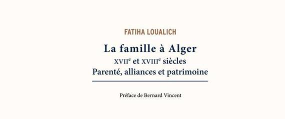 LA FAMILLE  ALGER