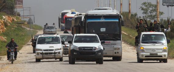 EVACUATION SYRIA