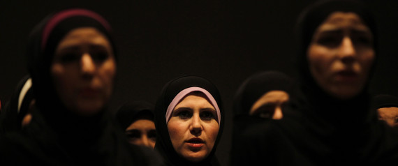 VIOLENCE ARAB WOMEN