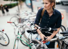 Studie: Wer mit dem Fahrrad zur Arbeit fährt, hat ein nur halb so hohes Risiko, an Krebs zu erkranken