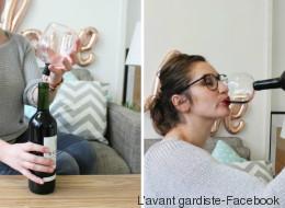 Le verre de vin parfait pour les assoiffés