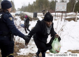 Just A Reminder, Illegal Border Crossers Don't Get A Free Pass: Minister