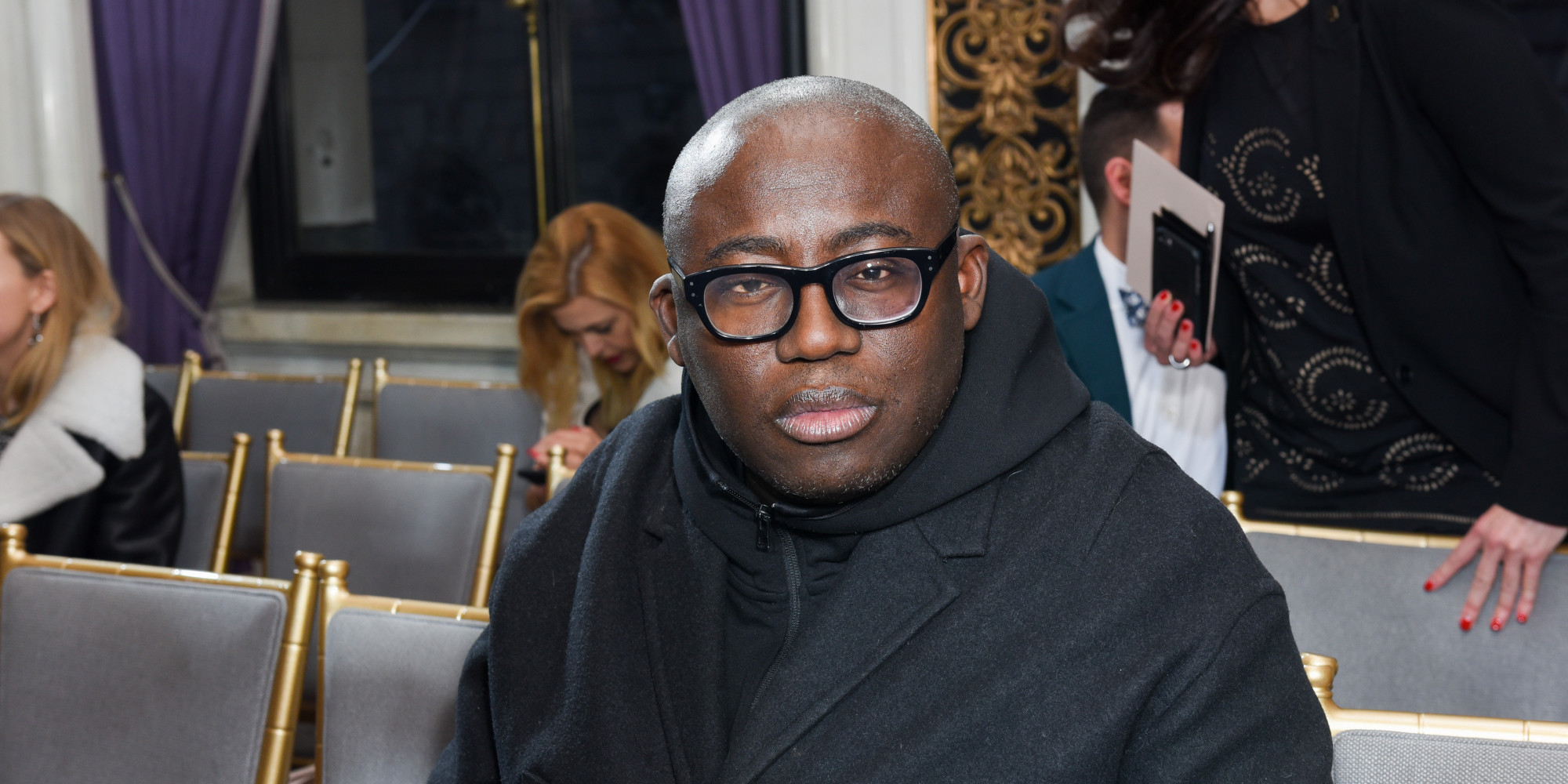 how the appointment of edward enninful to the helm of
