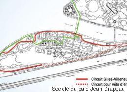 Le circuit Gilles-Villeneuve fermé aux cyclistes et aux piétons pour l'été
