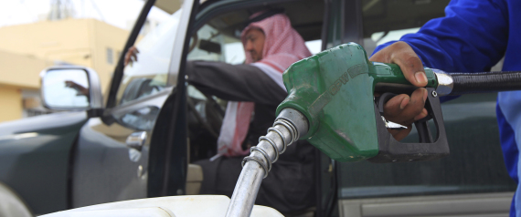 FILLING OF SAUDI PETROL