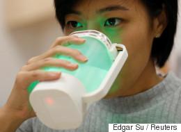 싱가포르의 과학자들이 '가상음료' 기술을 개발했다