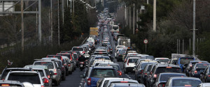 National Roads Traffic Greece